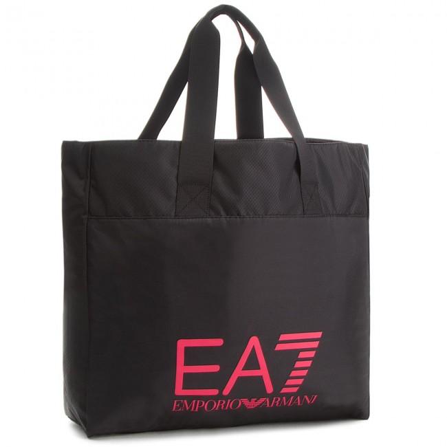 Kabelka EA7 EMPORIO ARMANI - 275661 CC731 00120 Black - Shopperky ... d940cbc80d4