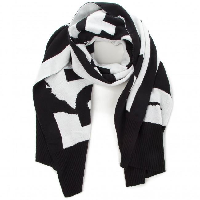 8f2b524bf8 Šál DIESEL - K-Gubo Scarf 00SJ48-0NABQ-900 Black - Šále - Textil ...