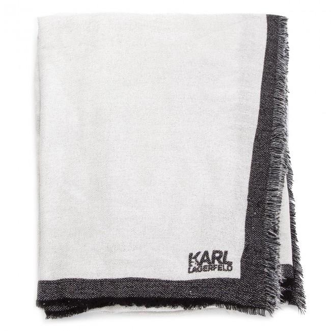 Šál Šatka KARL LAGERFELD - 86KW3313 Metallic - Šále - Textil ... 78a1de551c8