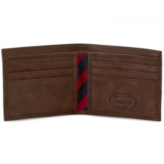 Veľká Peňaženka Pánska TOMMY HILFIGER - Johnson Mini Cc Wallet AM0AM00663  041 b35ee3a0213