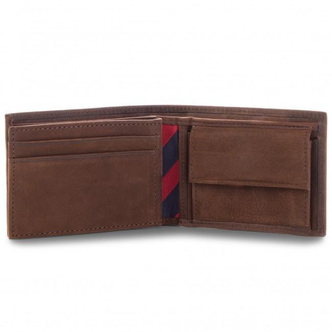 08c0b04a0 Veľká Peňaženka Pánska TOMMY HILFIGER - Johnson Mini CC Flap AM0AM00662 041