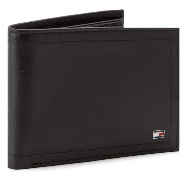 Veľká Peňaženka Pánska TOMMY HILFIGER - Harry CC And Coin Pocket AM0AM01258  002 96926f06a69
