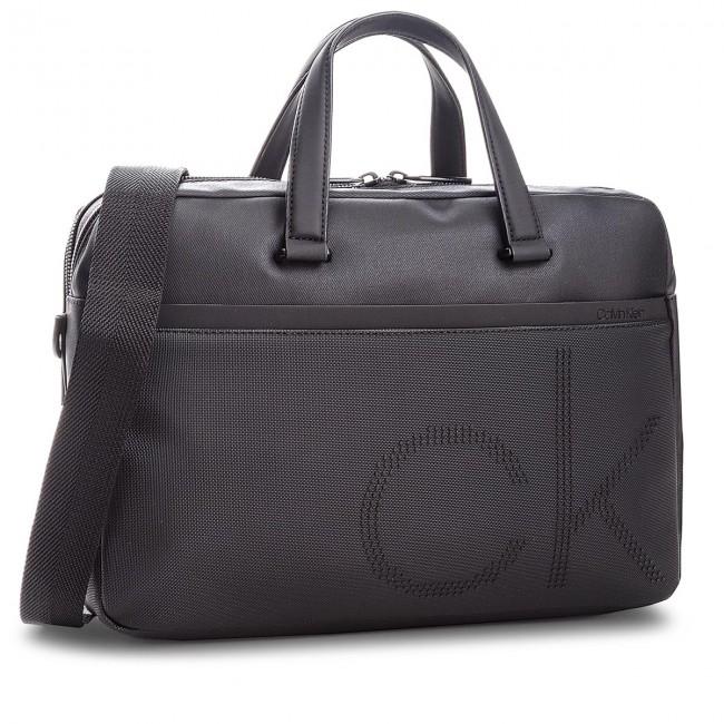 f1a4f37350 Taška na Laptop CALVIN KLEIN - Ck Point Laptop Bag K50K503876 001 ...