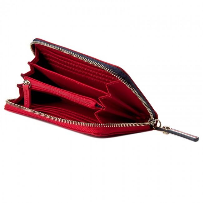 a48c820877 Veľká Peňaženka Dámska TOMMY HILFIGER - Poppy Large Z A Wallet AW0AW03569  614