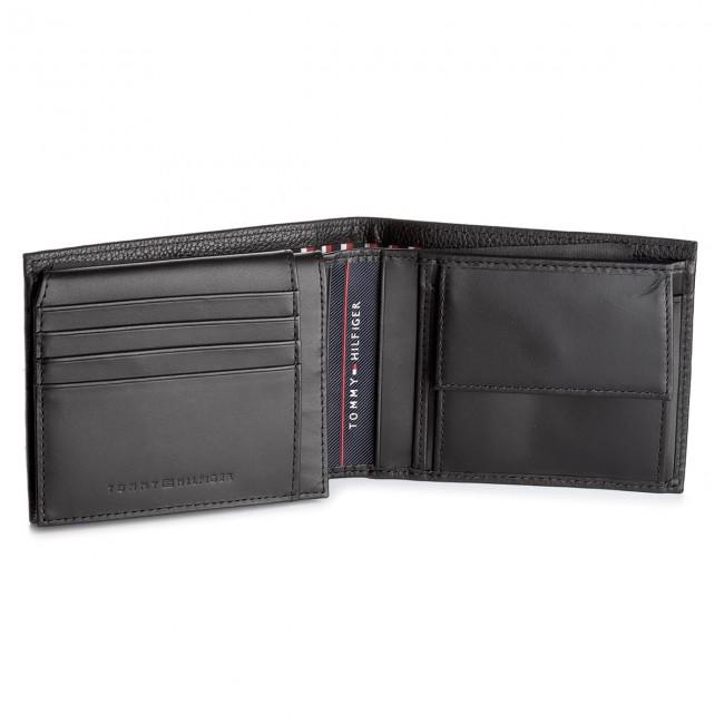 Veľká Peňaženka Pánska TOMMY HILFIGER - Core Cc Flap   Coin AM0AM02398 002 885413348cb