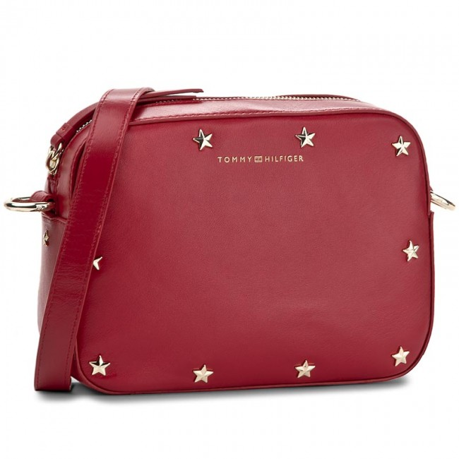 Kabelka TOMMY HILFIGER - Iconic Camera Bag Leather Stars AW0AW04667 ... e03df4835b6