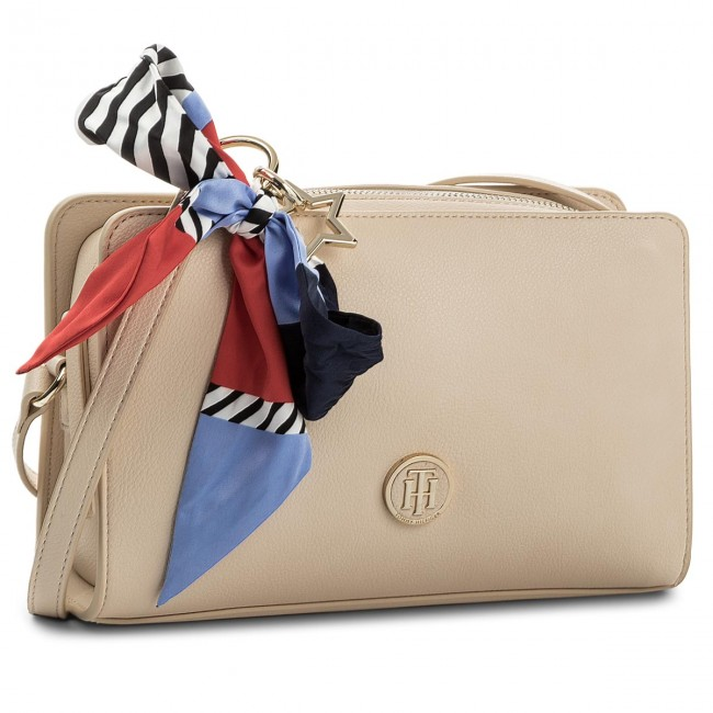 9b2ee6f03e Kabelka TOMMY HILFIGER - Charming Tommy Crossover AW0AW05126 635 ...
