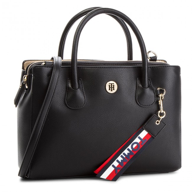 Kabelka TOMMY HILFIGER - Charming Tommy Med W AW0AW05643 904 ... b16c38480d3