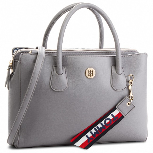 Kabelka TOMMY HILFIGER - Charming Tommy Med W AW0AW05643 903 ... a044963057e