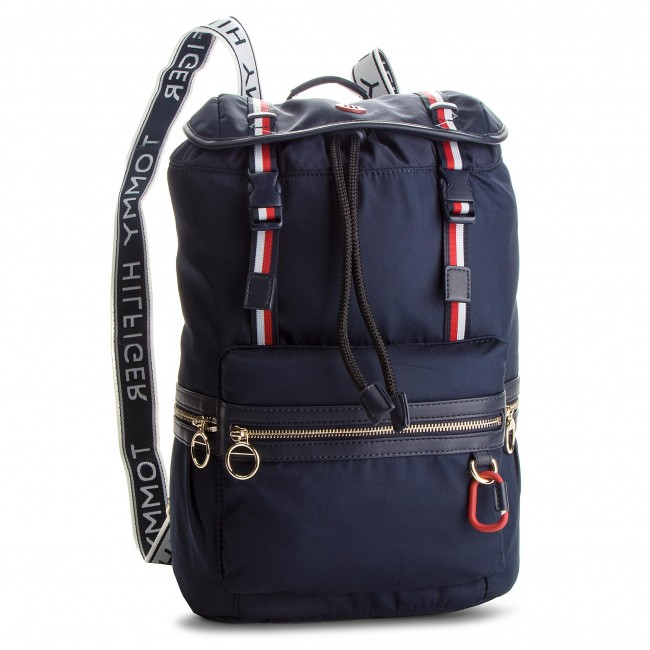 Ruksak TOMMY HILFIGER - Explorer Backpack AW0AW05663 413 - Ruksaky ... c5c509d6006