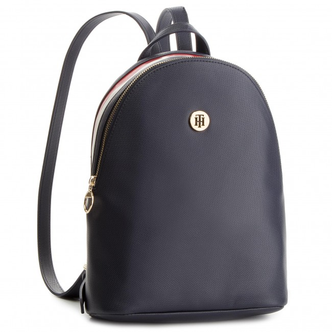 ceb6714bfa Ruksak TOMMY HILFIGER - Effortless Saffiano Backpack AW0AW06129 901 ...