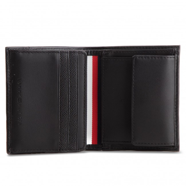 b0ab4d9a46 Malá Pánska Peňaženka TOMMY HILFIGER - Th Business Ns Trifold AM0AM04203 002
