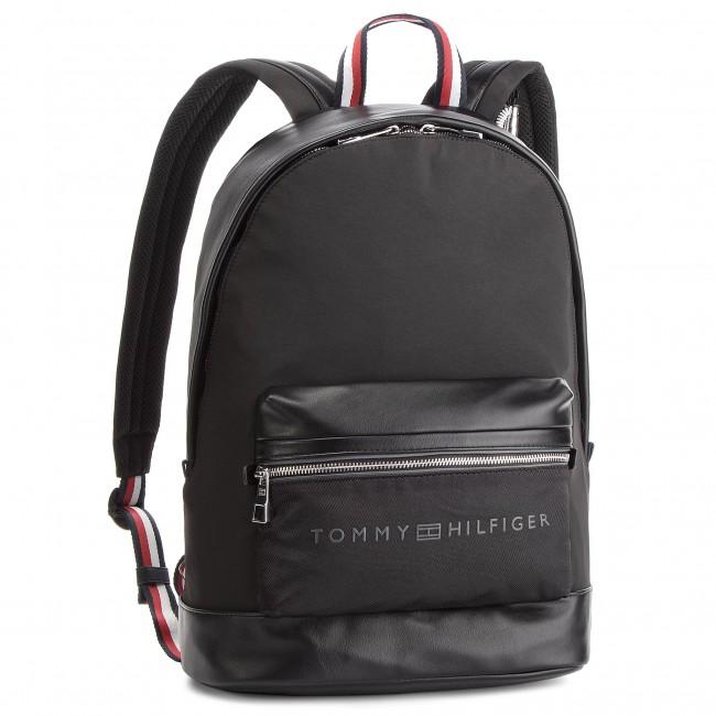 Ruksak TOMMY HILFIGER - Urban Novelty Backpack AM0AM04245 002 ... bb35c223f31