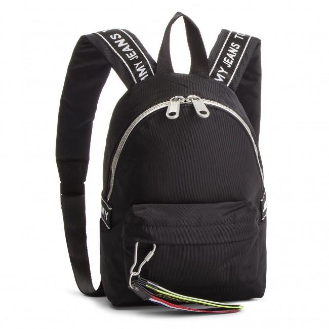 82c863887d Ruksak TOMMY JEANS - Tju Logo Tape Micro Backpack AU0AU00395 002 ...