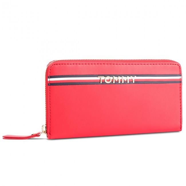 Veľká Peňaženka Dámska TOMMY HILFIGER - Corp Leather Lrg Za AW0AW06513 614 68796f69660