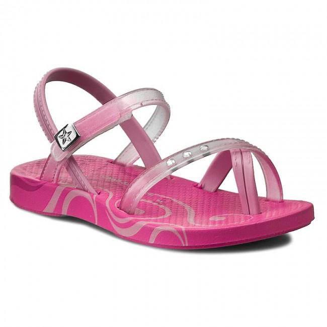060dd35fce8fd Sandále GRENDHA - G2B Sand Baby 15546 Pink/Clear 21419 - Sandále ...
