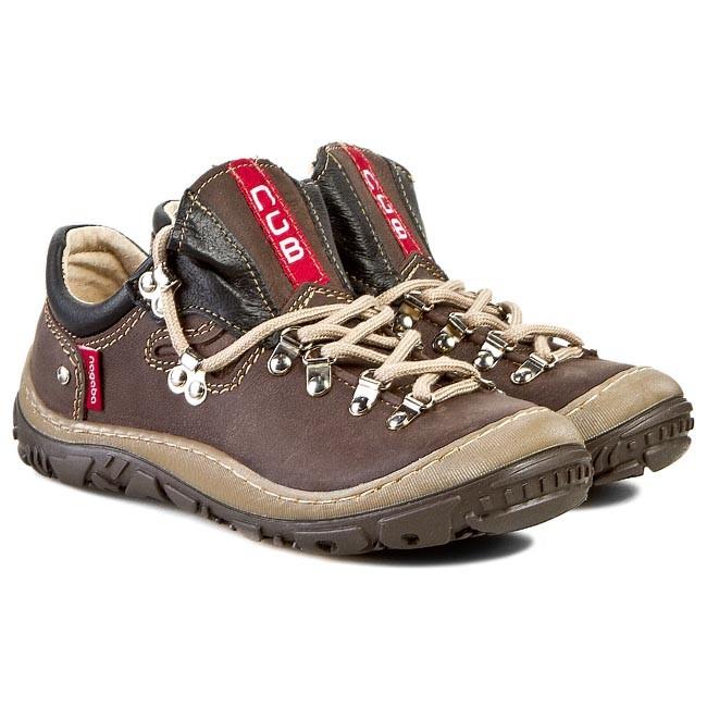 7566b19b1d Trekingová obuv NAGABA - 054 Rudy Przecierany - Outdoorové topánky - Čižmy  a iné - Dámske - www.eobuv.sk