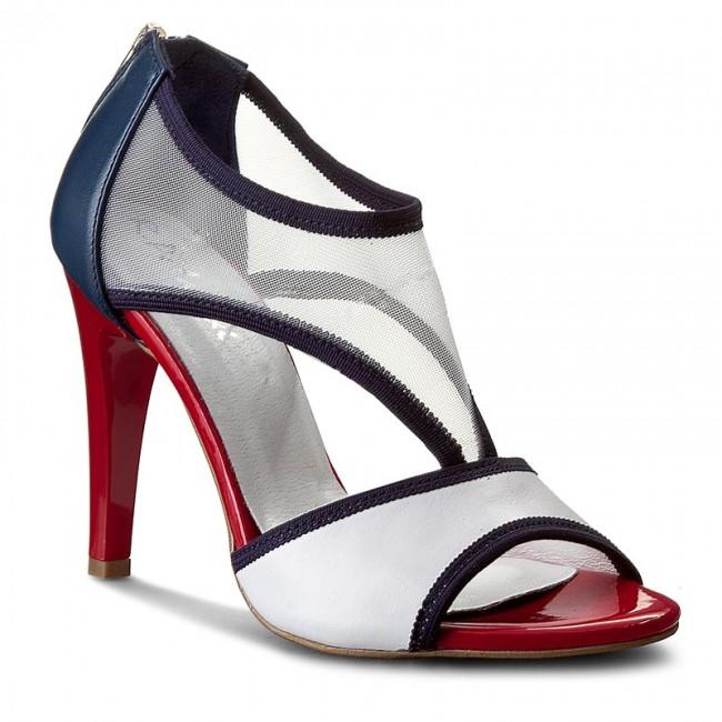 f45155626be9 Sandále R.POLAŃSKI - 722 Marynarski - Elegantné sandále - Sandále ...
