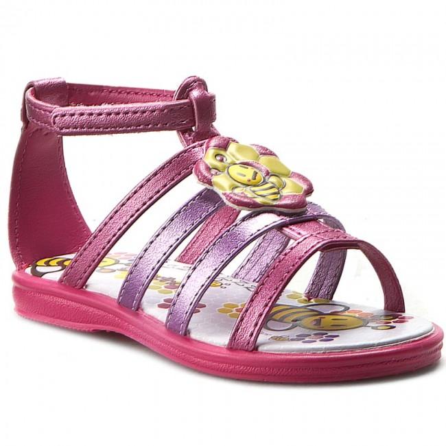 c25b57ed91efb Sandále GRENDHA - Honey Bee Baby Exp 80263 Pink/Pink 20784 - Sandále ...
