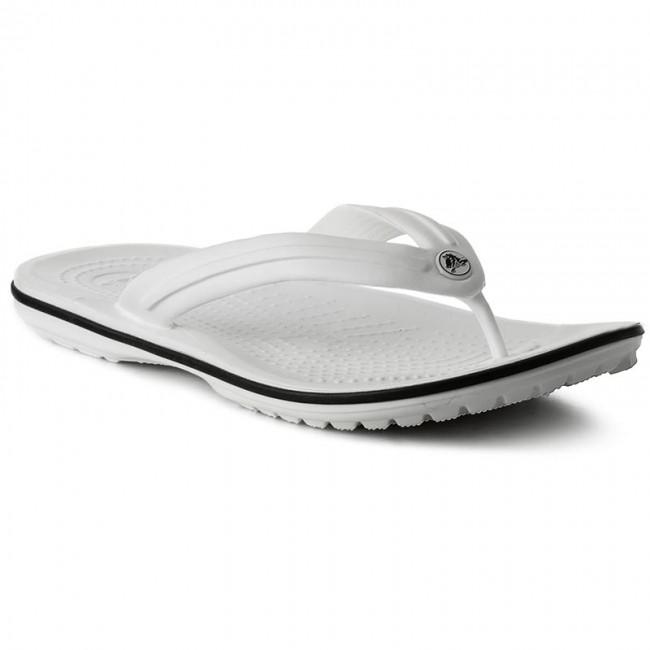 Žabky CROCS - Crocband Flip 11033 White - Žabky - Šľapky a sandále ... d576513b5ad