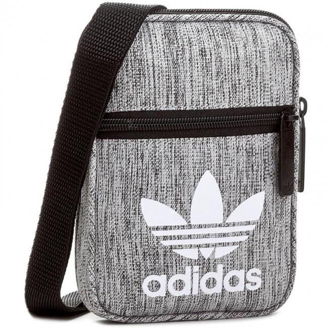 a28393e3f1 Ľadvinka adidas - Fest Bag Casual BK7109 Black - Pánske - Tašky pre ...