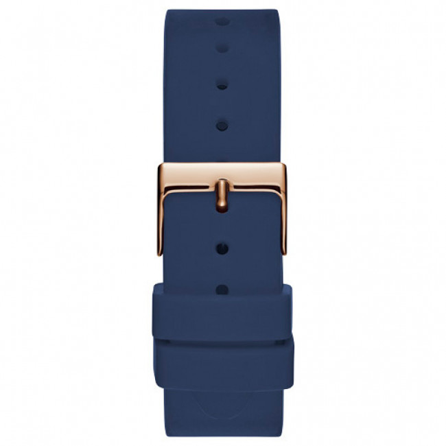 23c27a3105 Hodinky GUESS - G Twist W0911L6 BLUE ROSE GOLD TONE - Dámske ...