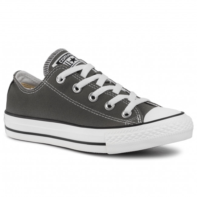 Tramky CONVERSE - Ct A/S Seasnl O 1J794 Charcoal
