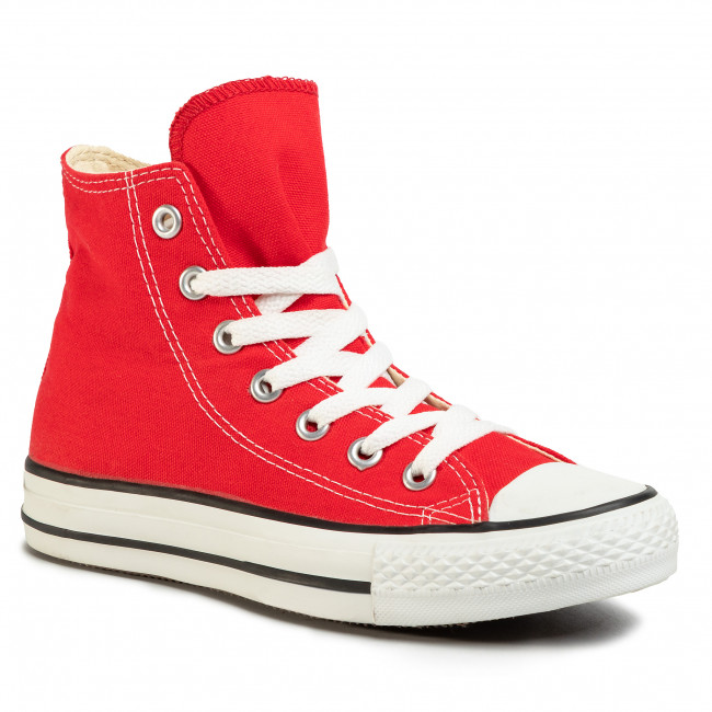 Tramky CONVERSE - All Star Hi M9621C Red