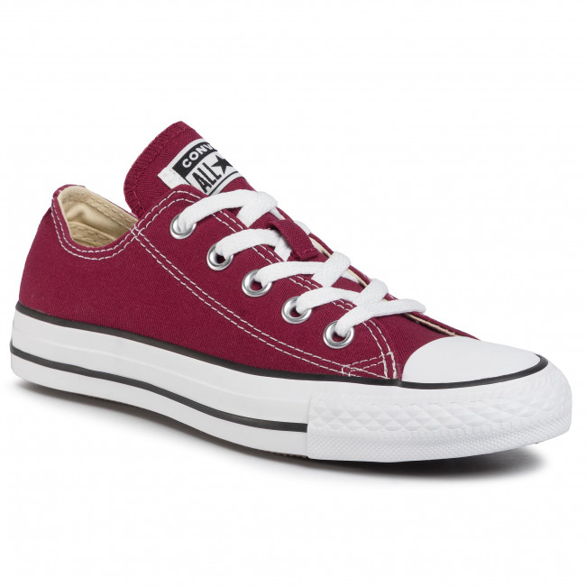 Tramky CONVERSE - All Star Ox M9691C Maroon