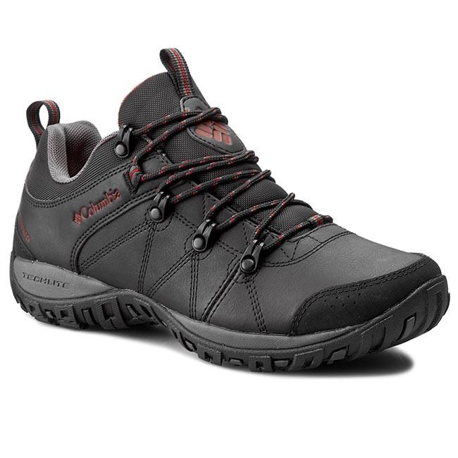 Trekingová obuv COLUMBIA - Peakfreak Venture Waterproof BM3992 Black/Gypsy 010