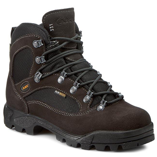 Trekingová obuv AKU - Camana Fitzroy Gtx GORE-TEX 331PK Antracite 024