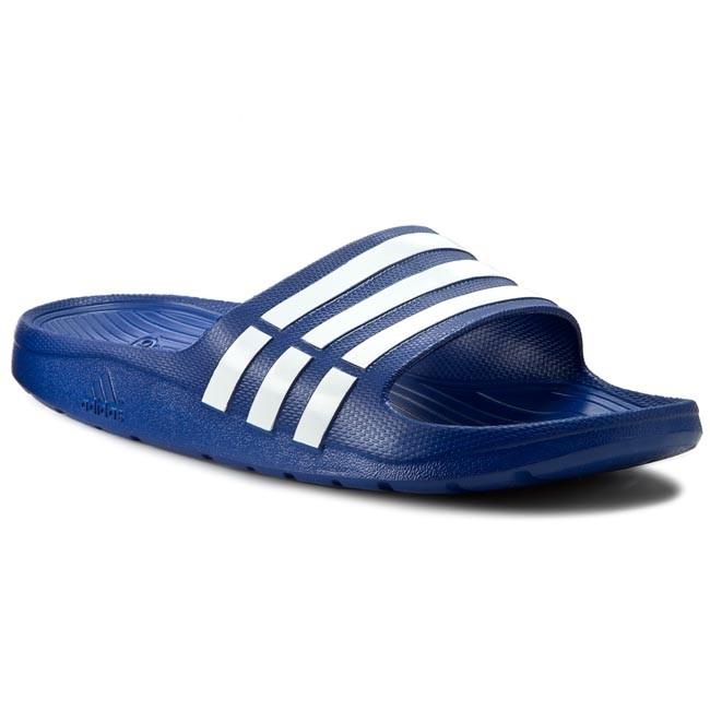 19e0bbe35d51c Šľapky adidas - Duramo Slide G14309 Trublue/Wht/Trublu - Šľapky/žabky k  bazénu - Plávanie - Pánske - Šport - eobuv.sk