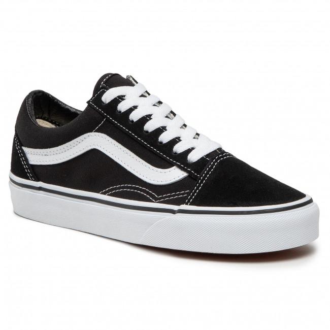Tenisky VANS - Old Skool VN000D3HY28 Black/White