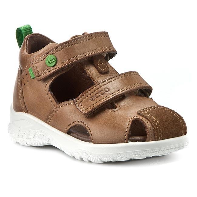 Sandále ECCO Peekaboo 75186159518 CamelWhisky