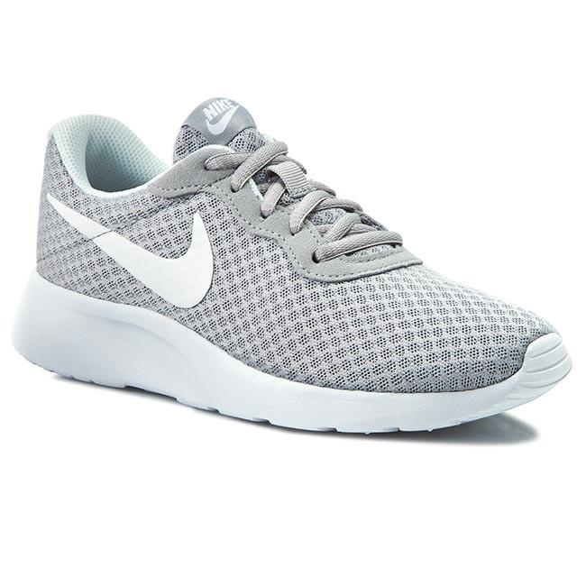 Topánky NIKE - Tanjun 812655 010 Wolf Grey/White