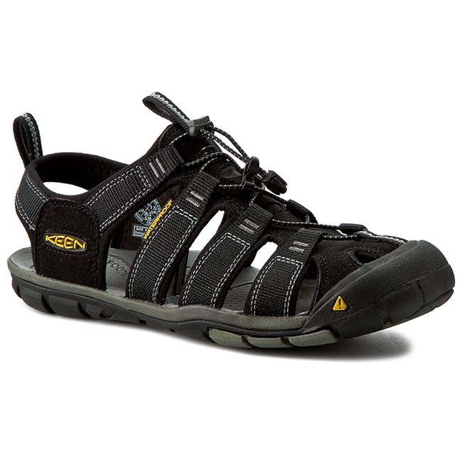 Sandále KEEN - Clearwater Cnx 1008660 Black/Gargoyle