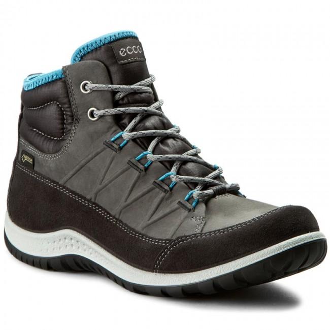 e81def70f5e8c Trekingová obuv ECCO - Aspina GORE-TEX 83851357066 Moonless/Dark Shadow -  Outdoorové topánky - Čižmy a iné - Dámske - eobuv.sk