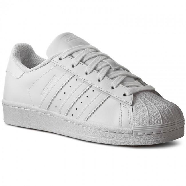 Topánky adidas - Superstar Foundation B27136 Ftwwht/Ftwwht/Ftwwht