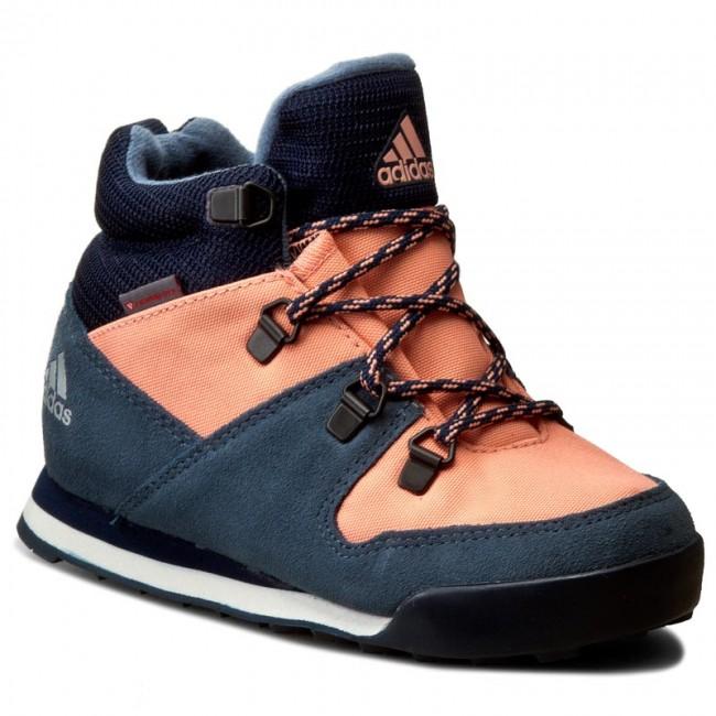 502e0e61b927e Topánky adidas - Cw Snowpitch K AQ6568 Tecink/Sunglo/Conavy - Outdoorová  obuv - Čižmy a iné - Diavča - Detské - eobuv.sk