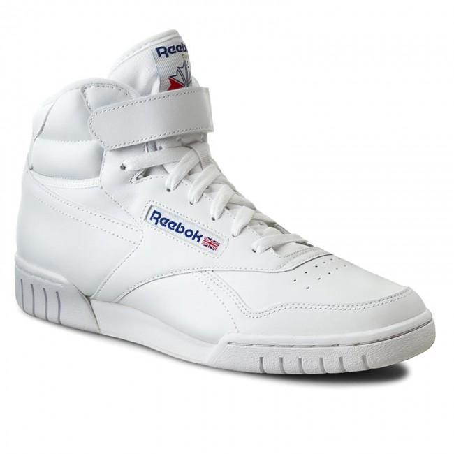 Topánky Reebok - Ex-O-Fit Hi 3477 White Int