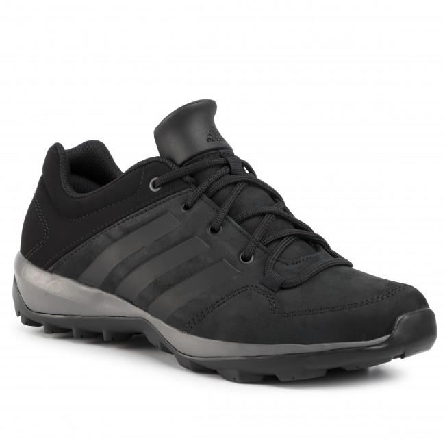 Topánky adidas - Daroga Plus Lea B27271 Cblack/Granit/Cblack