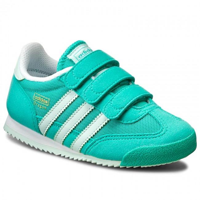 13194a9240f57 Topánky adidas - Dragon Cf C S79876 Shkmin/Icemin/Ftwwht - Na suchý ...
