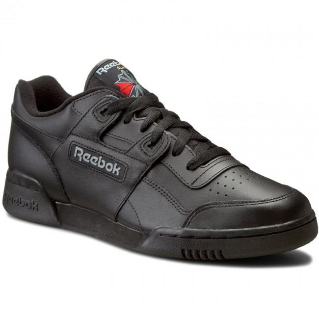 Topánky Reebok - Workout Plus 2760 Black/Charcoal