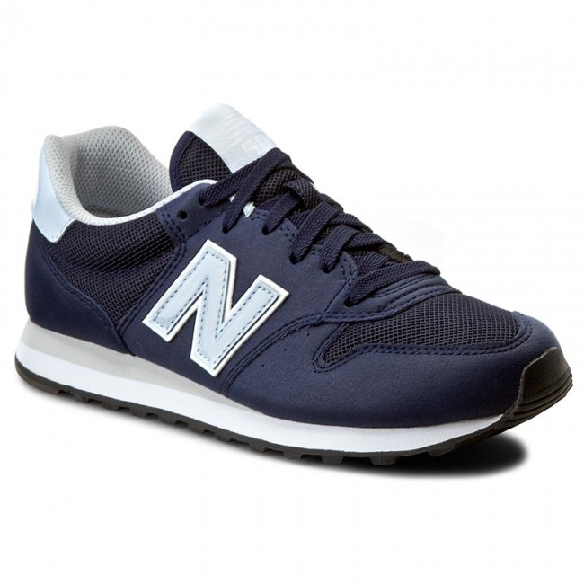 Sneakersy NEW BALANCE - GW500PT Tmavo modrá