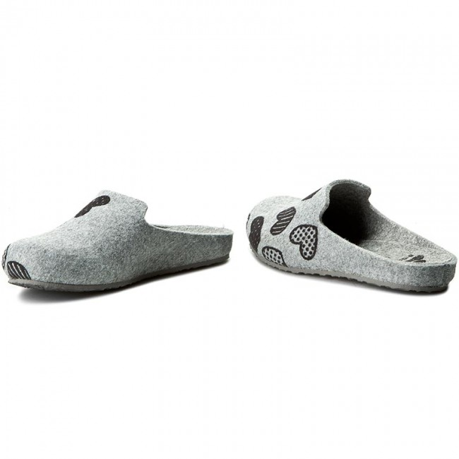 d93d7e086d712 Papuče SCHOLL - Laye F26293 1029 360 Grey - Papuče - Šľapky a ...