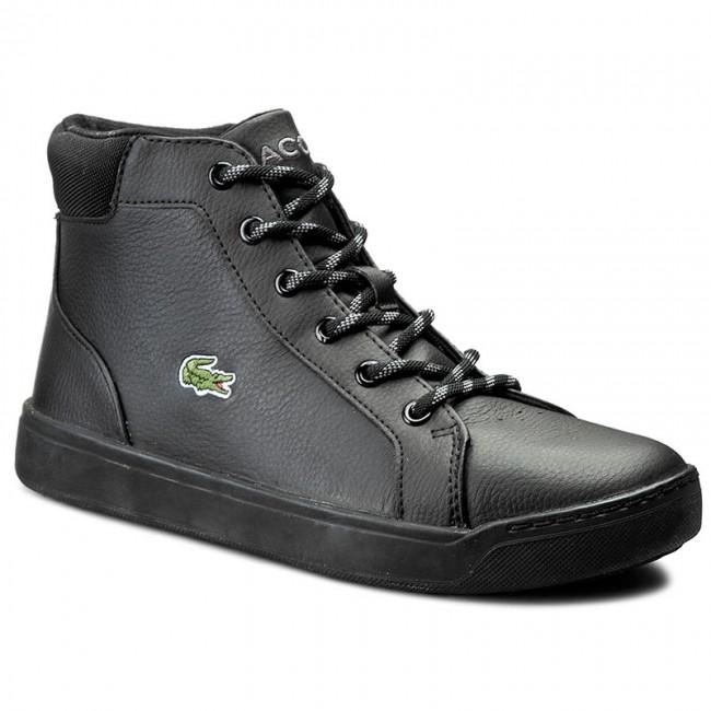 be9b2b1e14e9f Sneakersy LACOSTE - Explorateur Mid 316 1 732CAJ1000024 Blk - Sneakersy -  Poltopánky - Dámske - eobuv.sk