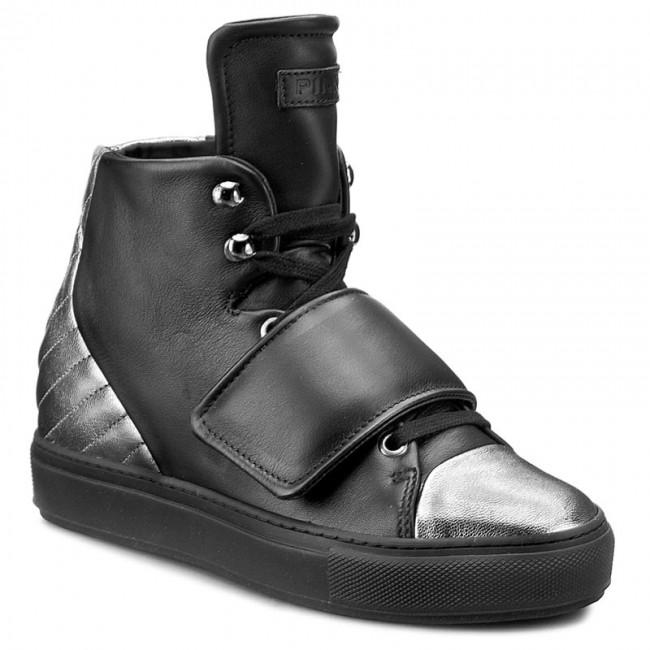 Sneakersy PINKO - Girasole 1H208B Y2KY Black Z99