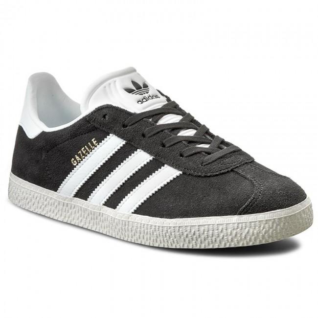 Topánky adidas - Gazelle J BB2503 Dgsogr/Ftwwht/Goldmt