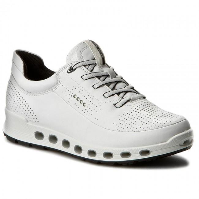 b346ae5ecd227 Sneakersy ECCO - Cool 2.0 GORE-TEX 84251301007 White - Sneakersy -  Poltopánky - Dámske - eobuv.sk