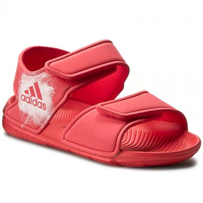 Sandále adidas - AltaSwim C BA7849 Corpink/Ftwwht/Ftwwht